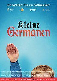 """Filmplakat für """"Kleine Germanen"""""""