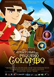 "Movie poster for ""EL PEQUEÑO COLON"""