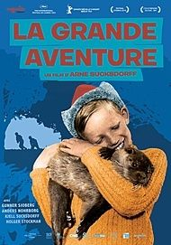 """Movie poster for """"THE GREAT ADVENTURE"""""""