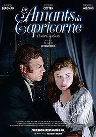 """Affiche du film """"LES AMANTS DU CAPRICORNE"""""""
