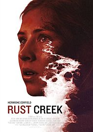 "Movie poster for ""RUST CREEK"""