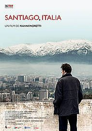"Movie poster for ""SANTIAGO, ITALIA"""