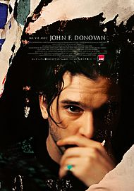 "Movie poster for ""THE DEATH AND LIFE OF JOHN F. DONOVAN"""