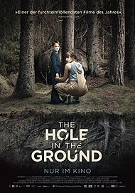 "Movie poster for ""THE HOLE IN THE GROUND"""