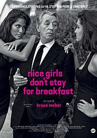 "Movie poster for ""NICE GIRLS DON'T STAY FOR BREAKFAST"""