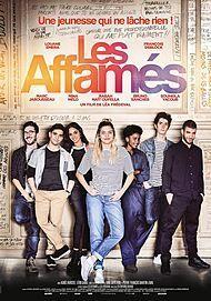 """Filmplakat für """"Les Affamés - Die Ausgehungerten"""""""
