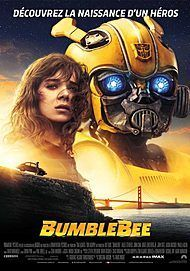 """Movie poster for """"BUMBLEBEE"""""""