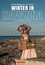 "Movie poster for ""Winter in Havanna - Filmstart in Österreich"""
