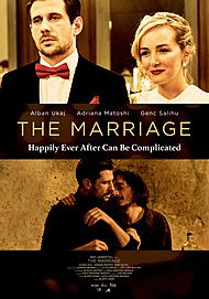 "Movie poster for ""THE MARRIAGE"""