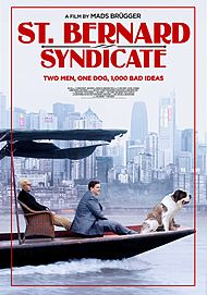 "Movie poster for ""SAINT BERNARD SYNDICATE"""