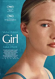 "Movie poster for ""Girl - Filmstart in Österreich"""