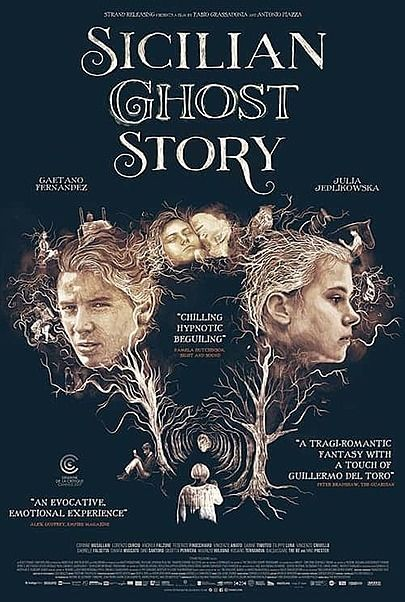 """Movie poster for """"SICILIAN GHOST STORY"""""""