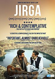 "Movie poster for ""JIRGA"""