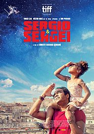 "Movie poster for ""SERGIO & SERGEI"""