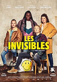 "Movie poster for ""INVISIBLES"""