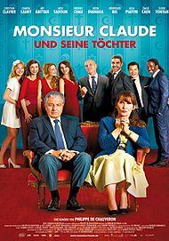 """Movie poster for """"QU'EST-CE QU'ON A FAIT AU BON DIEU?"""""""