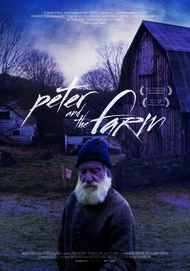 "Movie poster for ""PETER AND THE FARM"""