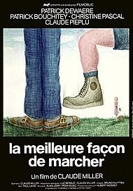 """Movie poster for """"THE BEST WAY TO WALK"""""""