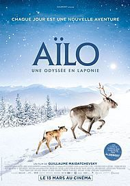 """Movie poster for """"AILO'S JOURNEY"""""""