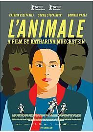 "Movie poster for ""L'ANIMALE"""