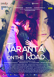 "Movie poster for ""TARANTA ON THE ROAD"""