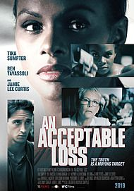 "Movie poster for ""AN ACCEPTABLE LOSS"""