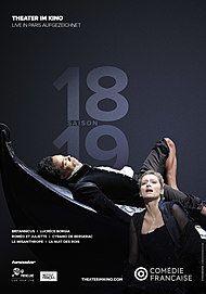 """Filmplakat für """"La Comédie-Française - Saison 2018/19"""""""