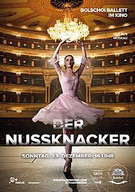 """Movie poster for """"Der Nussknacker - Bolshoi 2018/19"""""""