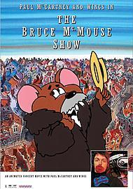 "Movie poster for ""THE BRUCE MCMOUSE SHOW"""