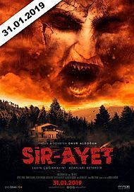 "Movie poster for ""Sir-Ayet"""