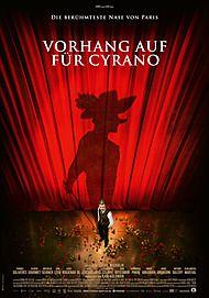 """Filmplakat für """"Vorhang auf für Cyrano"""""""