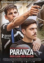 """Filmplakat für """"PARANZA - DER CLAN DER KINDER"""""""