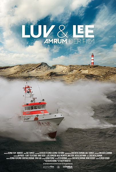"Movie poster for ""Luv & Lee Amrum - Der Film"""