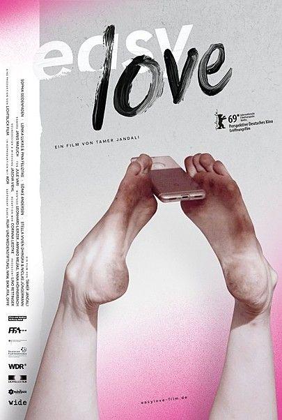 """Filmplakat für """"EASY LOVE"""""""