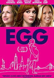 "Movie poster for ""EGG"""