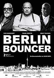 "Movie poster for ""Berlin Bouncer"""