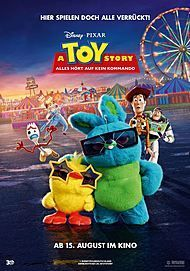 """Movie poster for """"TOY STORY 4"""""""