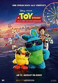 """Filmplakat für """"A Toy Story: Alles hört auf kein Kommando"""""""