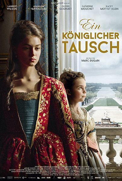"""Filmplakat für """"Ein königlicher Tausch - Filmstart in Österreich"""""""
