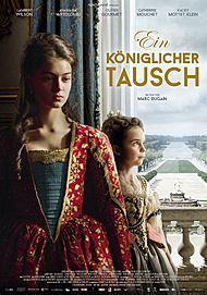 """Movie poster for """"Ein königlicher Tausch - Filmstart in Österreich"""""""