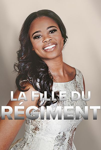 "Movie poster for ""THE METROPOLITAN OPERA : LA FILLE DU REGIMENT ( FATHOM )"""