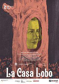 """Filmplakat für """"La Casa Lobo (Das Wolfshaus)"""""""