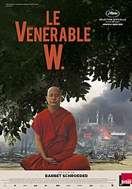 "Movie poster for ""THE VENERABLE W"""