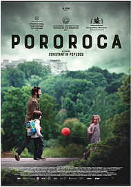 "Movie poster for ""POROROCA"""