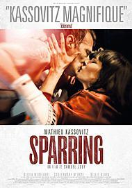 "Movie poster for ""SPARRING"""
