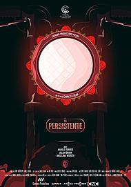 "Movie poster for "" LA PERSISTENTE"""