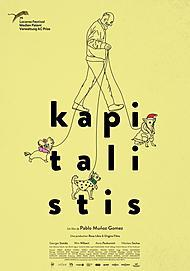 "Movie poster for ""KAPITALISTIS"""