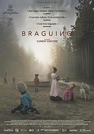 "Movie poster for ""BRAGUINO"""