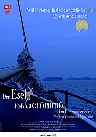 """Filmplakat für """"Der Esel hieß Geronimo"""""""
