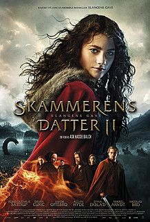 Plakat for SKAMMERENS DATTER 2: SLANGENS GAVE